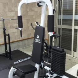 第2練習場 トレーニング機器(ラットマシン)